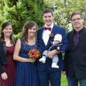 Hochzeit von Marina Waibel und Alexander Erlacher