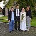 Hochzeit von Vanessa Fink und Milos Djordjevic