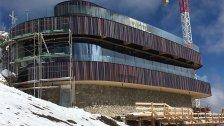 Gipfelrestaurant erstrahlt dank Vorarlberger Firma