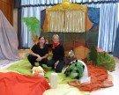 Puppentheater der ganz besonderen Art im Fuchshaus Rankweil