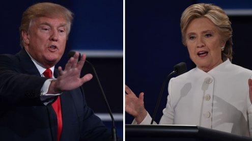 Letztes TV-Duell: Trump denkt über Wahlanfechtung nach