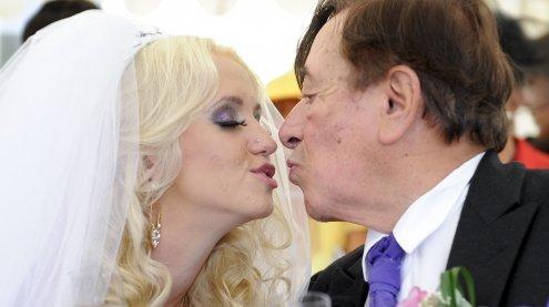 Scheidung bei den Lugners: 20 Bilder einer (un)glücklichen Ehe