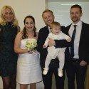 Hochzeit von Monika Rusch  und Christian Marte