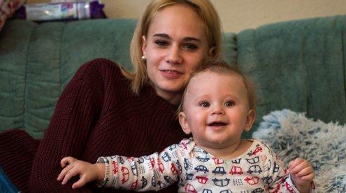 Wunschkind mit 16 – Bianca aus Lustenau im Internet beschimpft