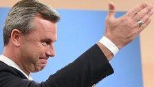 Personaldebatte in der FPÖ: Hofer Vs. Strache?