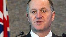 Neuseelands Premier Key kündigt Rücktritt an