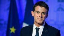 Frankreich: Valls tritt bei Präsidentenwahl an
