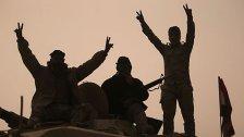 Geschätzte 50.000 IS- Kämpfer bisher getötet