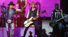 Guns N' Roses kommen nach Zürich