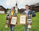 Erfolge für Vorarlberger Heumilchkäse-Produzenten
