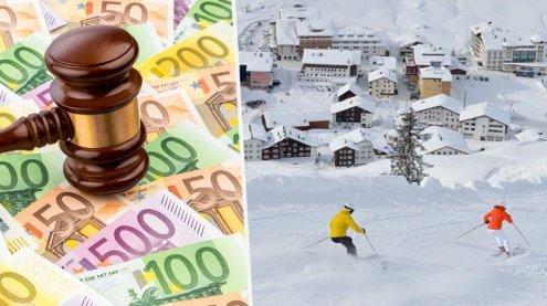 Prozess um Luxusurlaub in Lech: Ukrainer fordert 109.600 Euro
