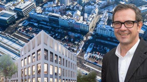 Streit um Seestadt Bregenz geht weiter: Prisma-Chef Ölz kontert