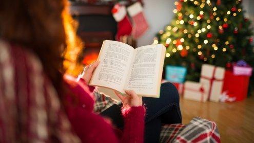 Weihnachtliche Geschenkideen: 15 wunderbare Bücher fürs Fest