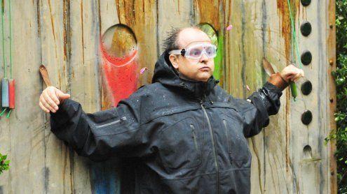 Tag 9 im Dschungelcamp: Die Zu- seher haben genug von Majowski