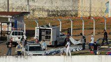 Brasilien: Blutbad in Gefängnis - 26 Tote