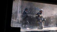 Offensive auf Mosul kommt schneller voran