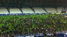 Attentäter auf Stade de France identifiziert