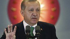 Türkei: Parlament billigte Erdogans Präsidialsystem