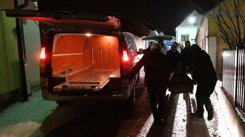 Familiendrama in NÖ: Sohn soll Vater mit Axt erschlagen haben