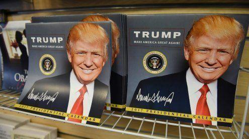 Washington bereitet sich auf Trumps Amtseinführung vor