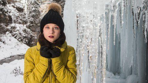 Temperaturen von minus 20 Grad - Ländle wird schockgefrostet!