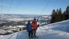 Genug Schnee: Skilift Bazora startet Betrieb