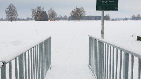 Lustenauer Fußgängerbrücke sorgt für Missverständnisse