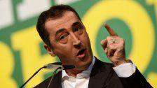 Deutsche Grüne stellen Spitzenkandidaten vor