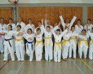Voller Erfolg – Gürtelprüfung des Taekwondo Verein Montafon