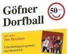 Göfner Dorfball 50+