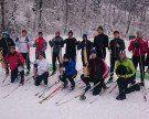 Biathlon in der Junkerau statt auf der Matte
