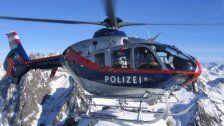 Deutsche Urlauber aus alpinem Gelände gerettet