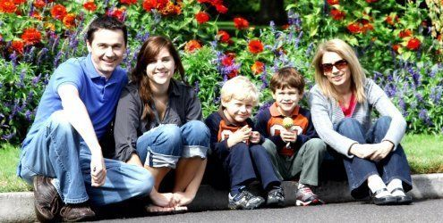 """Patchwork-Familien - """"Kinder brauchen liebevolle Leitwölfe"""""""