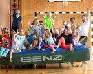 Karate Bregenz besucht Volksschulen für mehr Spass an Bewegung