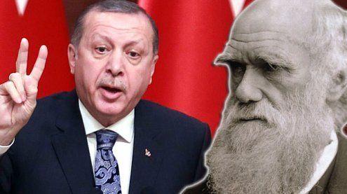 """""""Krankheit"""" - Charles Darwin fliegt aus türkischen Lehrplänen"""