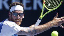 Gerald Melzer bei den Australian Open out