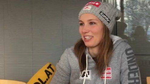 Christine Scheyer: So geht es der Weltcup-Siegerin am Tag danach