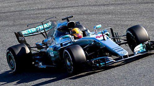 Neue Regeln, schnelle Zeiten: Das war der F1-Testauftakt in Spanien