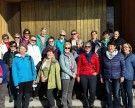 Winterwanderung des Kneippvereins Bezau-Bizau-Reuthe nach Krumbach