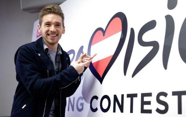 """Nathan Trent setzt für beim ESC für Österreich auf """"Running on Air"""""""