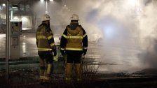 Schwere Unruhen in Schweden ausgebrochen