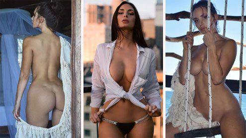 Dieses Model testet bei Instagram die Grenzen der Nacktheit aus