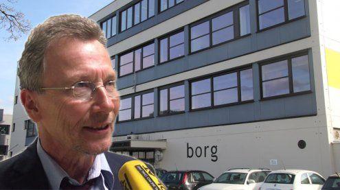 """Borg Lauterach """"aufgestockt"""": Rundgang durch den Neubau"""