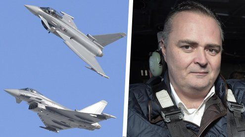 Eurofighter-Deal: Doskozilzeigt Airbus wegen Betrugs an