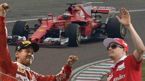 Ferrari: Mit mächtiger Heckfinne wieder zurück in die Erfolgsspur
