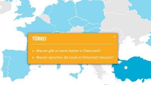 Google-Suchanfragen zeigen: Das denkt Europa über Österreich