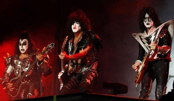 """Kiss bringen bombastische Show nach Wien: """"Es wird spektakulär"""""""