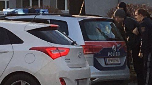 Cobra verhaftet Mann nach gefährlicher Drohung in Lustenau