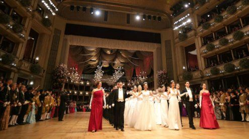 Der Opernball 2017 im Liveticker