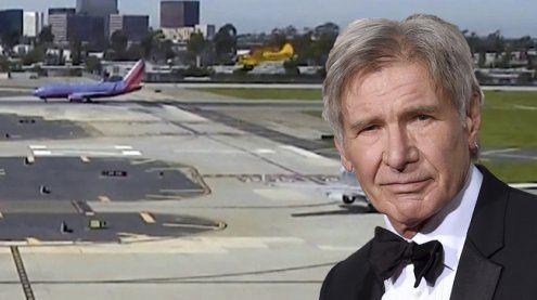 Beinahe-Absturz: Harrison Ford mit Flugzeug auf Abwegen